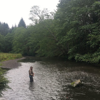 Fly Fishing, Fears and Hangups