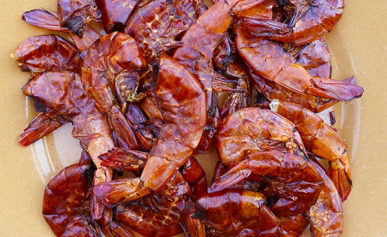 dried shrimp recipe