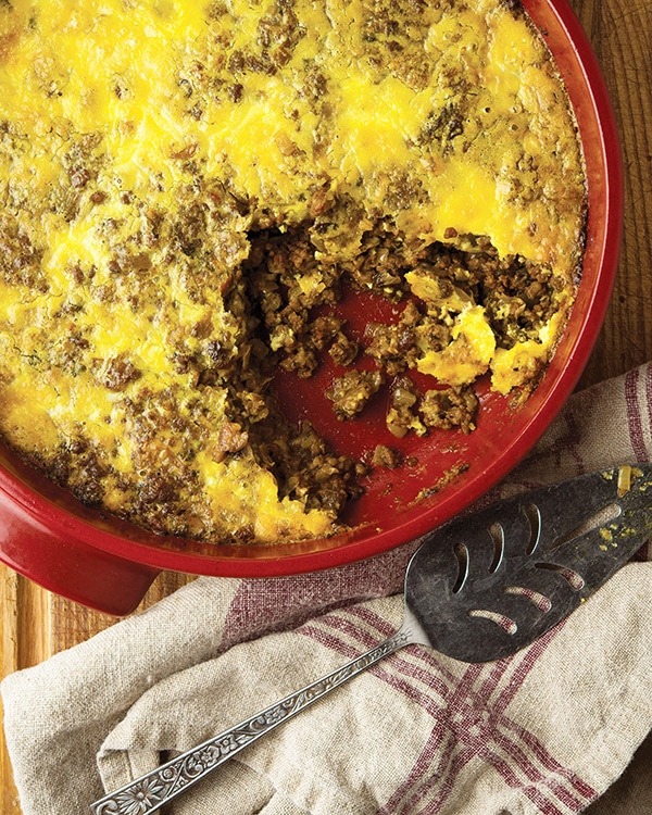 Bobotie Recipe South African Venison Casserole Hank Shaw