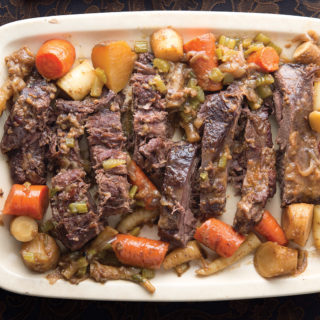 Polish Venison Pot Roast