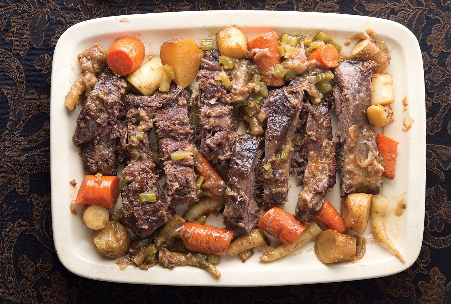 Venison Pot Roast Recipe Polish Style Slow Cooker Venison