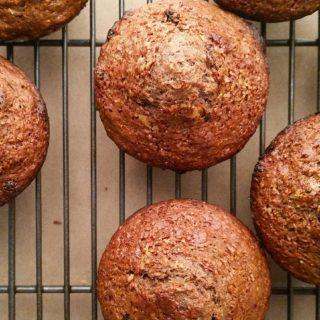Acorn Muffins