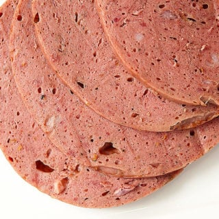 Duck mortadella recipe