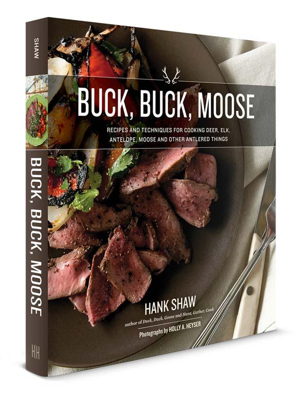 Buck, Buck, Moose book cover