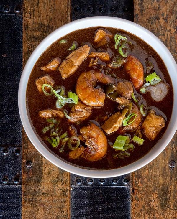 seafood gumbo recipe