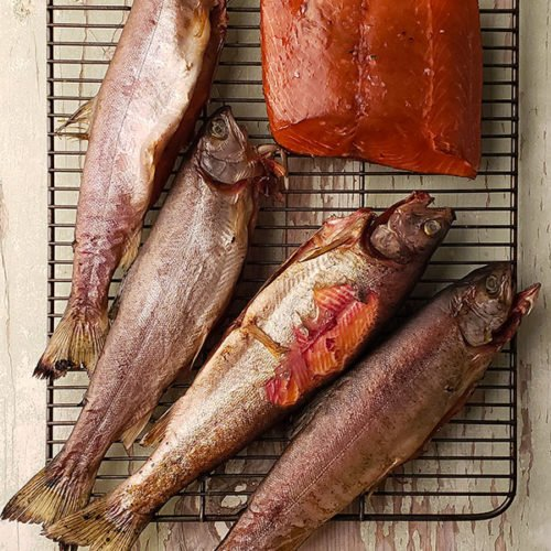 Puonds Salmon Steelhead Trout LQQK Red Alder wood smoking /& grilling chips  3