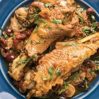 turkey wings recipe