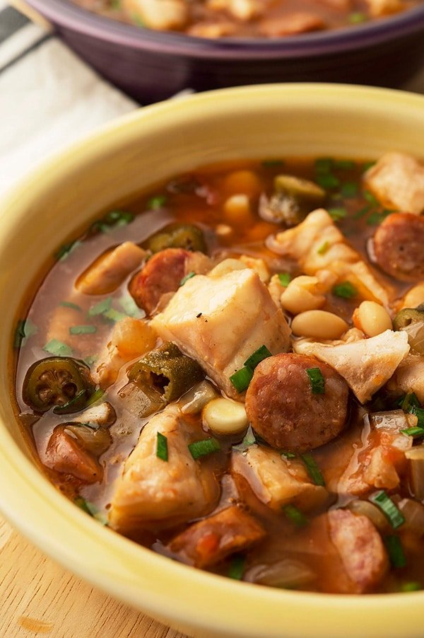 Southern Fish stew recipe