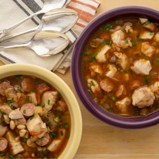 Southern fish stew