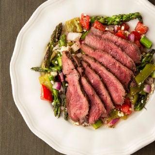 flat iron steak recipe
