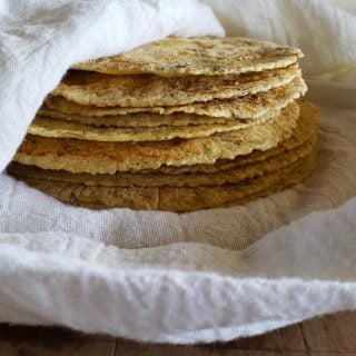 How to make corn tortillas