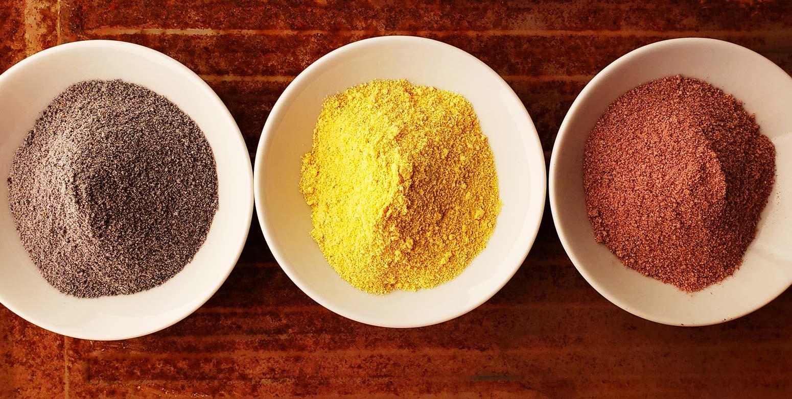 homemade masa harina