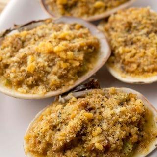 stuffed clams recipe