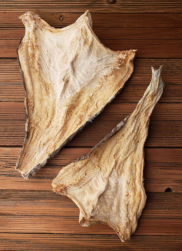 how to make salt cod