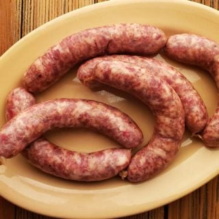 Butifarra sausages