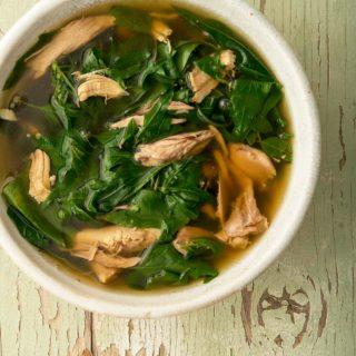 lambsquarters soup