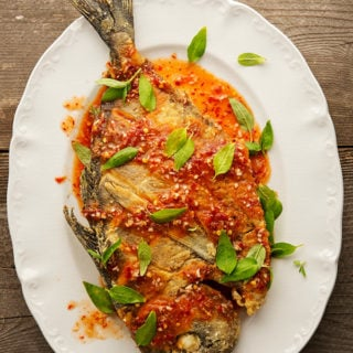 pomfret fish recipe