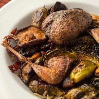 Woodcock recipe vert
