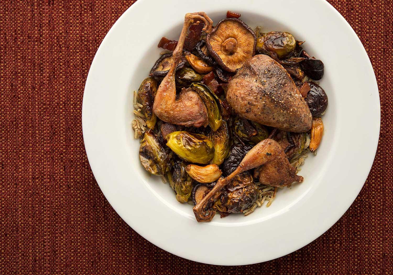 woodcock recipe