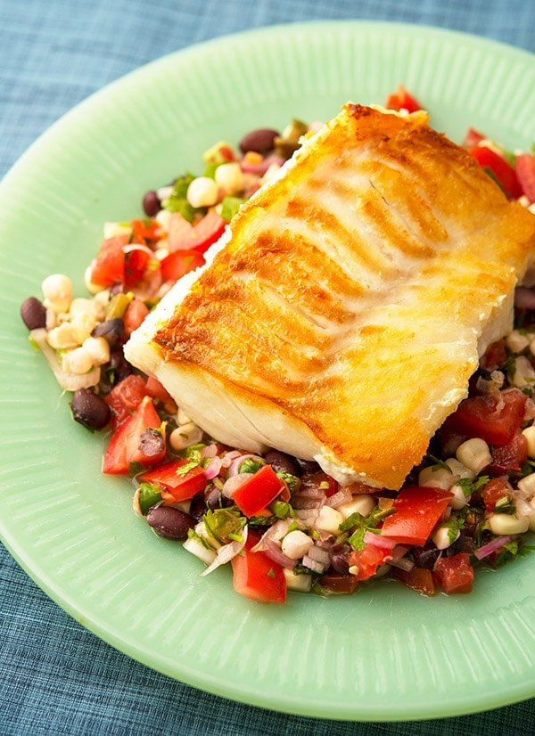 Pan Seared Cod Recipe How To Pan Sear Cod Hank Shaw