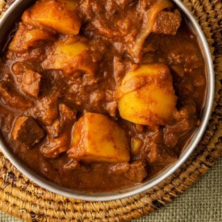 Ethiopian beef stew recipe