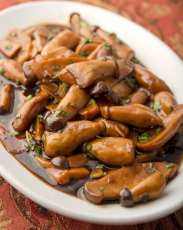 Chinese Braised Mushrooms Recipe How To Braise Mushrooms