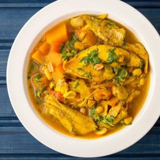 Coconut curry chicken recipe