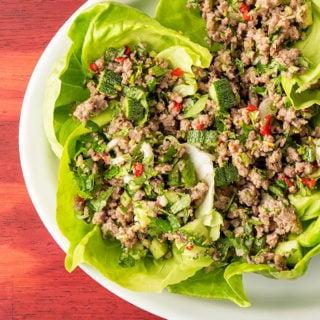 Hmong larb recipe