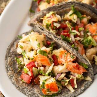 lobster tacos recipe