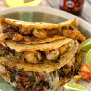 Tacos gobernador recipe