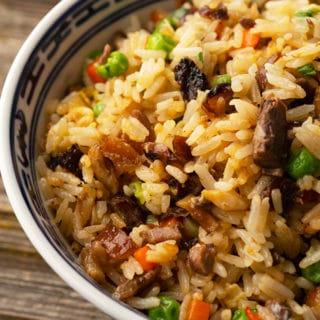 duck fried rice recipe