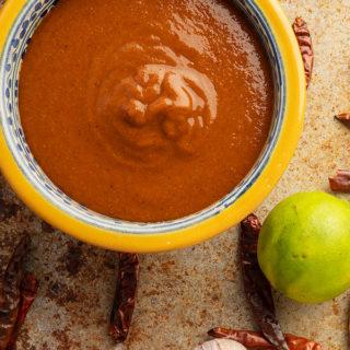 arbol salsa recipe