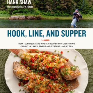 Hook, Line, and Supper book cover